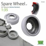 M1 Abrams Spare Wheel (active version)* #TRXTR35001
