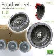 M1 Abrams Road Wheel Set (MNG kit)* #TRXTR35002-1