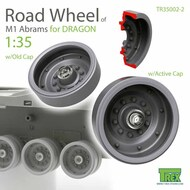 M1 Abrams Road Wheel Set (DRA kit)* #TRXTR35002-2