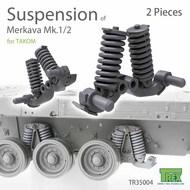 Merkava Mk.1/2 Suspension Set* #TRXTR35004