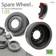 M1 Abrams Spare Wheel (old version)* #TRXTR35005