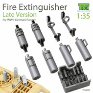 Fire Extingusher Late Version for German Panzer* #TRXTR35020
