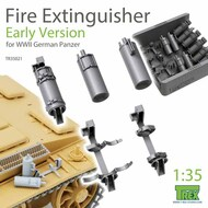 Fire Extingusher Early Version for German Panzer* #TRXTR35021