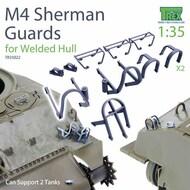 M4 Sherman (Welded Hull) Guards Set* #TRXTR35022