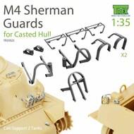 M4 Sherman (Cast Hull) Guards Set* #TRXTR35023
