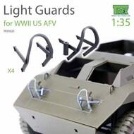 Light Guards for WW2 US AFVs (6 pcs)* #TRXTR35025