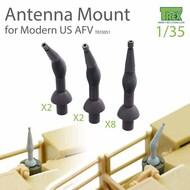 Antenna Mount Set for US Modern AFV* #TRXTR35051