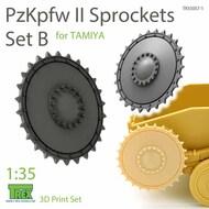 Panzer PzKpfw II Sprocket Set B (TAM kit)* #TRXTR35057-1