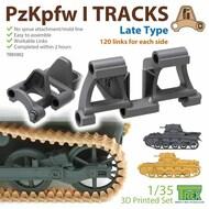 Track Link Set - Panzer PzKpfw I Late Type Common Model* #TRXTR85002
