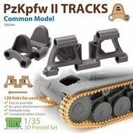 Track Link Set - Panzer PzKpfw II Common Model* #TRXTR85004