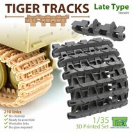 Track Link Set - Tiger Late Type #TRXTR85009