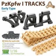 Track Link Set - Panzer PzKpfw I Aust.A Early Type* #TRXTR86001