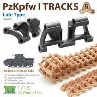 Track Link Set - Panzer PzKpfw I Aust.A Late Type* #TRXTR86002-1