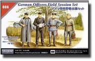 Tristar Models  1/35 German Officers Field Session Set TRS35006