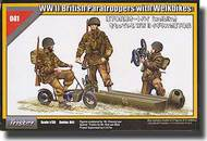 Tristar Models  1/35 WWII British Paratroopers with Welbikes TRS35041