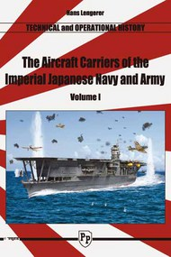 Aircraft Carriers of the Imperial Japanese Navy and Army - Vol.1 #MHT042