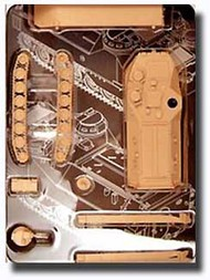 Trumpeter Models  1/144 USMC Amphibious Armor LVTP7 TSM104