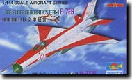 Trumpeter Models  1/144 Chengdu F-7EB Chinese Fighter - Pre-Order Item TSM1326