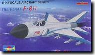 Trumpeter Models  1/144 Shenyang F-8II Chinese Unique Fighter - Pre-Order Item TSM1328