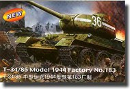 Trumpeter Models  1/16 T-34/85 Model 1944 TSM902