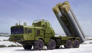 Russian 40N6 of 51P6A TEL S400 Surface-to-Air Missile System (New Tool) #TSM1057