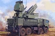 Russian 72V6E4 Combat Vehicle of 96K6 Pantsir-S1 ADMGS w/RLM SOC S-band Radar (New Variant) (OCT) - Pre-Order Item TSM1061