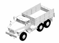 Russian URAL-4320 Truck w/Stake Body (New Variant) (OCT) - Pre-Order Item #TSM1072