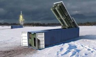 3M54 Club-K 40-ft Variant Container Missile System (New Tool) (SEPT) #TSM1077