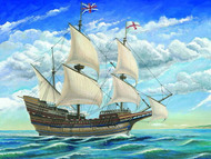 Trumpeter Models  1/60 Mayflower Sailing Ship TSM1201