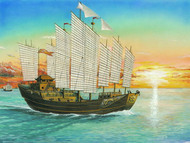 Trumpeter Models  1/60 Chinese Chengho Sailing Ship TSM1202