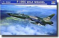 Trumpeter Models  1/72 F-105G Thunderchief Aircraft TSM1618