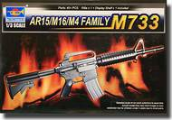Trumpeter Models  1/3 AR15/M16/M4 Family M733 Machine Gun TSM1906