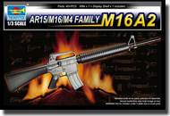 Trumpeter Models  1/3 AR15/M16/M4 Family M16A2 Machine Gun TSM1907