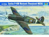 Trumpeter Models  1/32 Collection - Curtiss P-40B Warhawk TSM2228