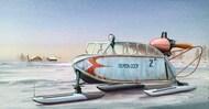 Soviet NKL6 Armored Aerosan (New Tool) (NOV) - Pre-Order Item #TSM2355