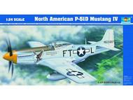 Trumpeter Models  1/24 P-51D Mustang TSM2401