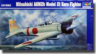 Trumpeter Models  1/24 A6M2b Model 21 Zero Fighter TSM2405
