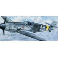 Trumpeter Models  1/24 Messerschmitt Bf.109G-2 TSM2406