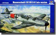 Trumpeter Models  1/24 Collection - Messerschmitt Bf.109G-6 Late TSM2408