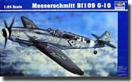 Trumpeter Models  1/24 Messerschmitt Bf.109G-10 TSM2409