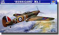 Trumpeter Models  1/24 Hawker Hurricane Mk.I British Fighter TSM2414