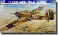 Trumpeter Models  1/24 Hawker Hurricane Mk.IId Trop Fighter TSM2417