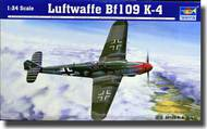 Trumpeter Models  1/24 Messerschmitt Bf.109K-4 Fighter TSM2418