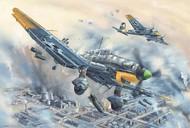 Trumpeter Models  1/24 Junkers Ju.87D5 Stuka German Dive Bomber (New Variant) (AUG) TSM2424