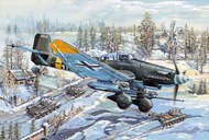Trumpeter Models  1/24 Junkers Ju.87G2 Stuka German Dive Bomber (New Variant) (APR) TSM2425
