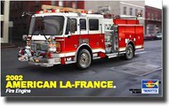 Trumpeter Models  1/25 American LaFrance 'Eagle' Fire TSM2506