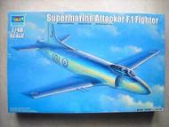 Supermarine Attacker F.1 Fighter #TSM2866