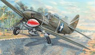 Curtiss P-40F Kittyhawk Aircraft (New Variant w/New Tooling) #TSM3227