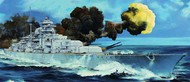 Trumpeter Models  1/200 German Bismarck Battleship 1941 TSM3702