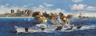 Trumpeter Models  1/200 USS Iowa BB61 Battleship Battle of Leyte Gulf 1944 TSM3706
